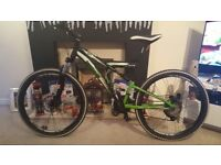 Lombardo mountain bike