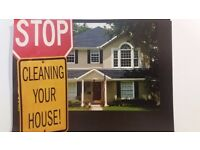 STOP! CLEANING YOUR HOUSE -Mrs Clean