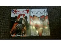 Batman Batwoman graphic novels TPB