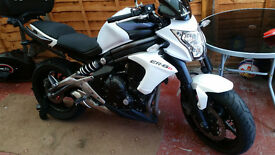 kawasaki ER6N 2012 62Reg very nice bike all good MOT to oct 2017