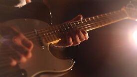 Guitar/ Modern music Lessons, all ages ( Cours de guitare/ musiques actuelles, tous âges )