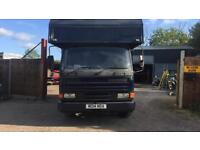 Daf 45 150ti horse box full mot