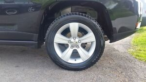 2013 Jeep Compass North-$67/Wk-4X4-Bluetooth-Alloys London Ontario image 12