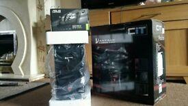 Killer i5 Quad Core Gaming PC, 8GB DDR3 RAM, 500GB HD, Brand NEW Geforce GTX 1050Ti 4GB, Win 10 Pro!
