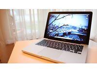 Apple MacBook Pro 13 inch Core i5 2.4 Ghz 4gb Ram 500HD Logic ProX, Adobe CC, Final Cut, Auto Cad