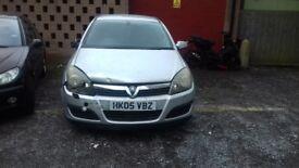 Vauxhall Astra 1.8 low mileage