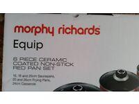 Morphy Richards Equip 6 piece set