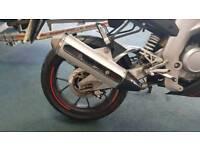 Rieju RS-3 125cc £1750 not Honda yamaha Suzuki