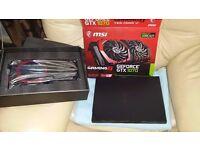 MSI GTX 1070 8GB Gaming X Graphics Card