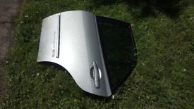 Lexus IS 200 Passenger side Rear door - Silver with tinted glass - £25