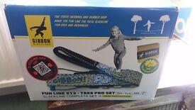 Slackline Complete set - Gibbon brand