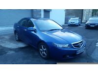 Honda Accord 2.2 i CTDi Executive 4dr FULL LEATHERS, FULL SERVICE HISTORY & MOT