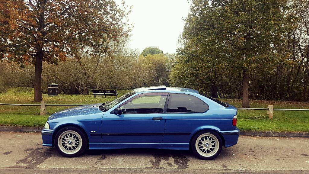 bmw e36 compact individual m44 in havant. Black Bedroom Furniture Sets. Home Design Ideas