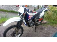 for sale xr 250 1996. model but please read ad carfully if your interested.