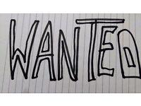 Wanted Condenser Dryer