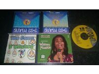 CDG- The Corrs/Bewitched CDG- Whitney Houston CDG- Abba CDG- Abba & 15 Karaoke Classics