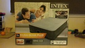Dura Beam - Inflatable Mattress/Air bed **BRAND NEW**