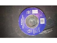 Wickes 1.5mm twin and earth cable