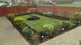 gardener, landscape, whitley bay, north shields, check a trade