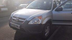 Honda CRV +lpg