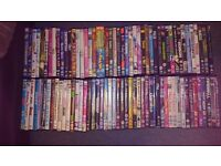 100 Dvds all top titles
