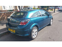 1.9 Astra coupé 2007 150 bhp in excellent condition