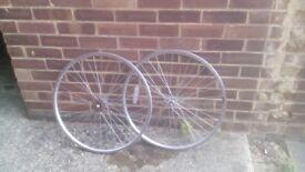 Fixie Bike Wheel Set, 26inch