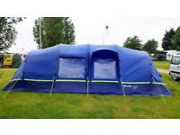 Berghaus Air 8 Tent with extras