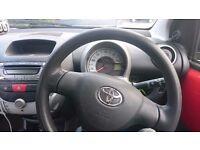 Toyota Aygo VVTi
