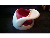 MAMAS AND PAPAS baby snug support seat baby pod (red)