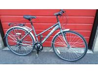 Dawes discovery 201 eq hybrid commuter bike