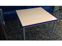 Beech Printer Table / Canteen Table