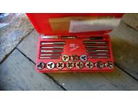 Hanson Tap and Die set. Brand New