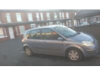 renault scenic 300 pounds or swap