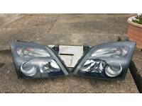 Vauxhall vectra pre facelift headlights