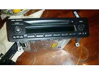 BMW E87 E81 E82 E90 E91 PROFESSIONAL STEREO RADIC CD PLAYER
