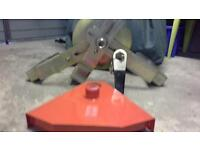 Bulldog Titan wheel clamp The strongest in the business