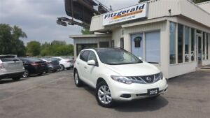 2012 Nissan Murano SV (CVT) - BACK-UP CAM! PANO ROOF!