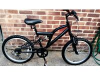 Kids mountain bike 20 inch wheels