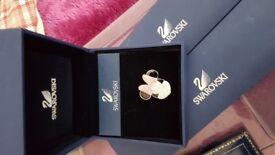 Swarovski mini mouse broach