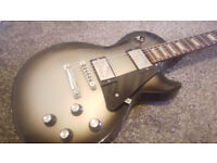 Gibson Les Paul Studio Deluxe II Silverburst Limited Edition