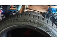 4 winter tyres 205/45 R16
