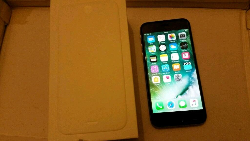 Iphone 6 64gb unlocked fully working