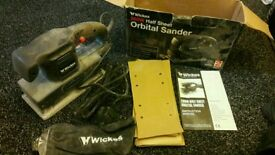 Wickes 280watt half sheet sander