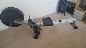 Artemis II Air Rowing Machine V-fit