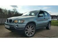 BMW X5 3.0D DIESEL LOOKS DRIVES MINT PX SWAP WELCOME