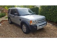 2006 Land Rover Discovery 3 tdv6 xs Full service history, Fully loaded
