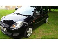 FORD FIESTA 1.2, 2008 58, 5 DOOR HATCHBACK, FULL SERVICE