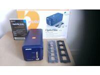 35mm film and slide scanner