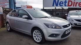 Ford Focus 1.6 TDCi DPF Zetec 5dr - Only £30 A Year Tax!